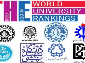 افزایش دانشگاه های ایرانی در جمع برترین های نظامهای رتبهبندی جهانی