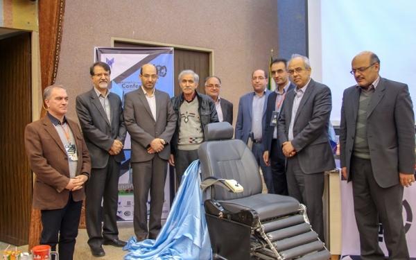 ساخت ویلچر برقی با صندلی ارگونومیک به همت پژوهشگران کشور