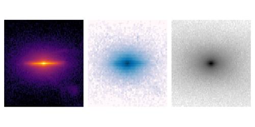 ابداع روشی جدید برای اندازه گیری سرعت «ماده تاریک»
