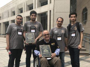 دانشگاه شریف با قهرمانی در غرب آسیا در جایگاه ۳۱ مسابقات برنامه نویسی ACM ایستاد