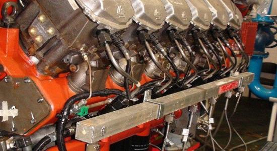نخستین موتور دیزلی ملی ساخته شد