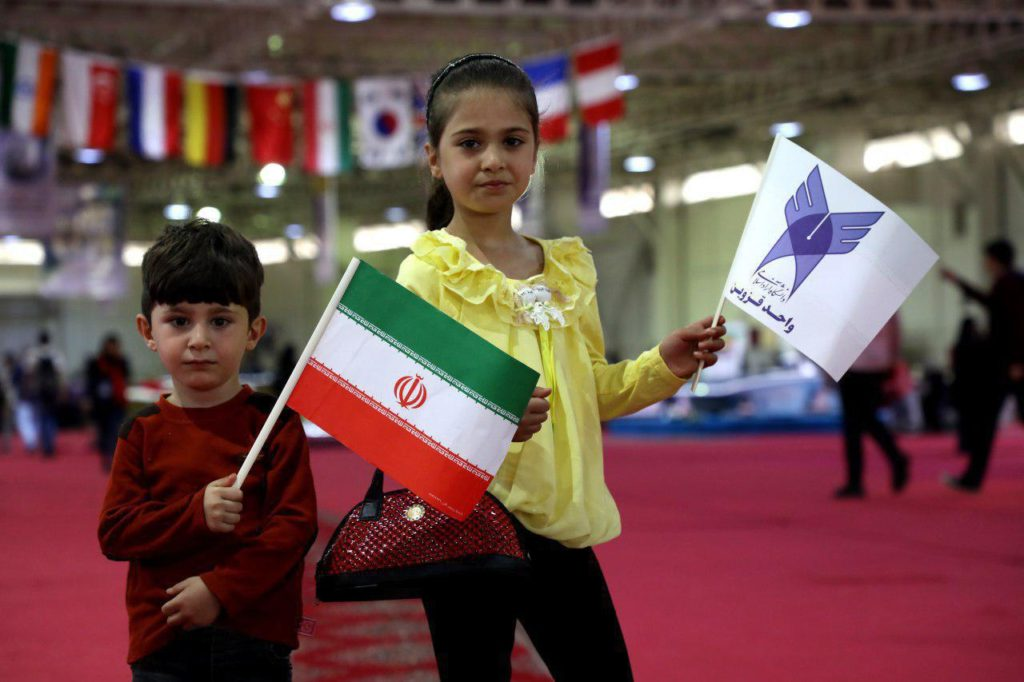 ربوکاپ آزاد ایران 2018