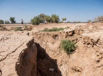 زنگ خطر فاجعه ملی «زلزله خاموش»: ادامه فروریزش های تهران با سرعت فزاینده/ استانهای دارای وضعیت بحرانی در فرونشست