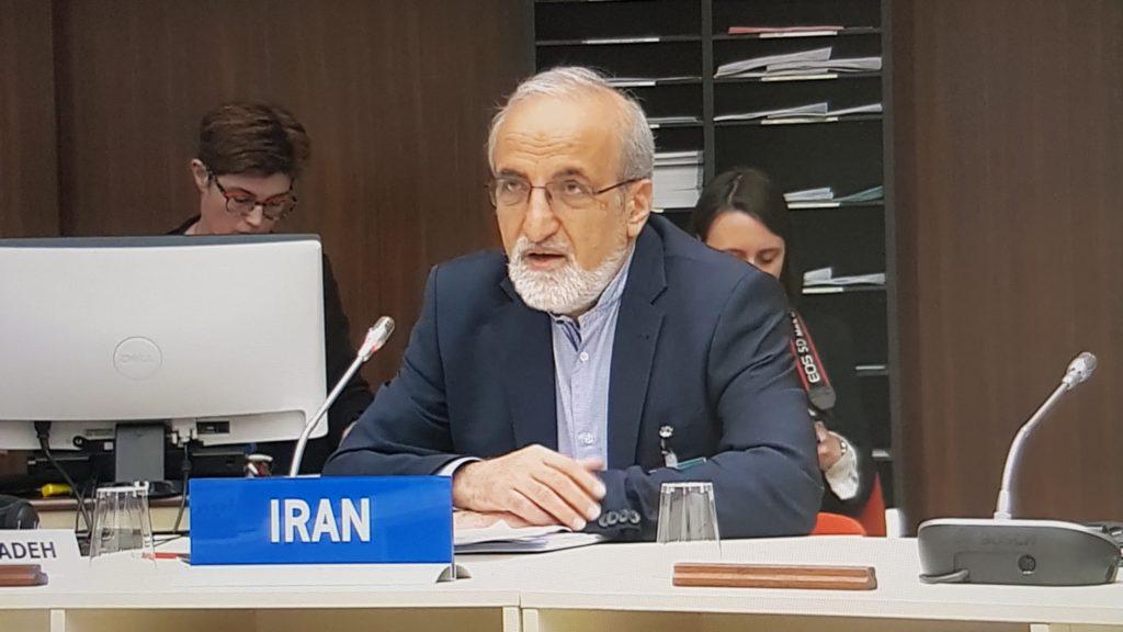 ایران عضو دائم آژانس بین المللی تحقیقات سرطان شد/ کریستوفر وایلد: ایران نقش کلیدی در تحقیقات سرطان منطقه دارد