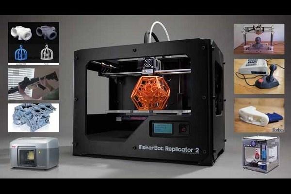 ساخت پرینتر سه بعدی DLP توسط محققان دانشگاهی