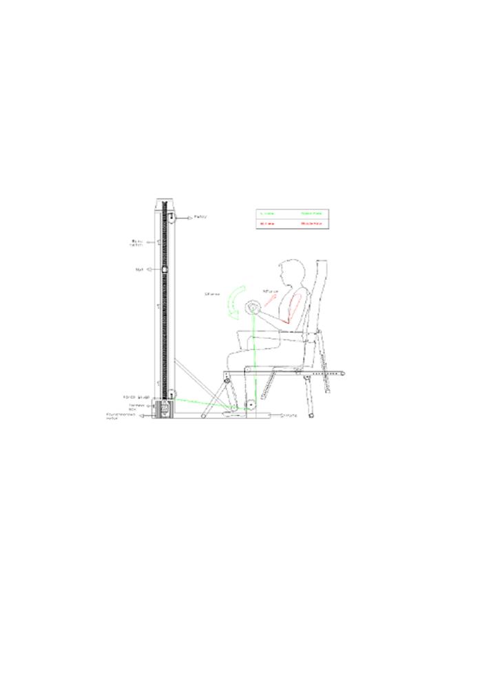 ساخت دستگاه ورزشی و توانبخشی تمرین دهنده ویژه انقباضات اکسنتریک