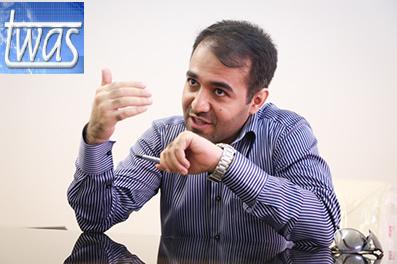 جايزه دانشمند جوان فرهنگستان جهاني علوم به شیمیدان ایرانی اعطا شد