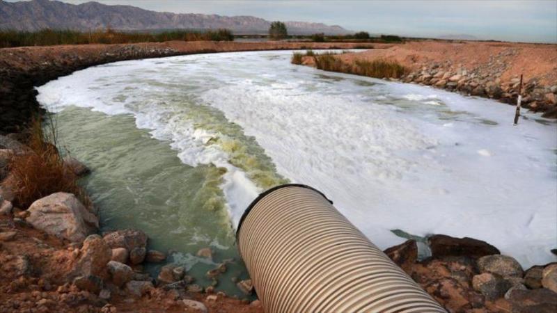 تصفیه پساب رنگی با استفاده از آب انار توسط پژوهشگران دانشگاهی
