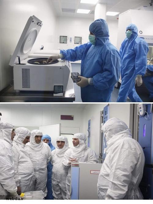 نخستین کارخانه تولید انبوه فرآورده های سلولی غرب آسیا در ایران به بهره برداری رسید