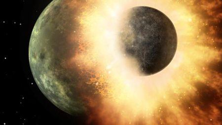 منشاء شهابسنگهای الماسدار، برخورد با سیارهای گمشده از الماس است