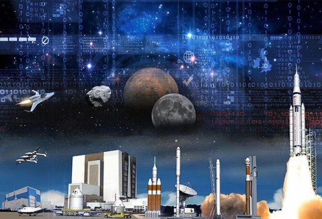 بزرگداشت هفته جهانی فضا با شعار «فضا جهان را متحد میکند»