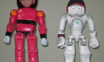 توانبخشی مبتلایان به اوتیسم با ربات های ایرانی