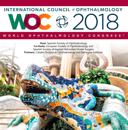 جایزه مقاله برتر کنگره جهانی چشم پزشکی به محققان ایرانی رسید