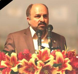 مرحوم دکتر شیخ زین الدین