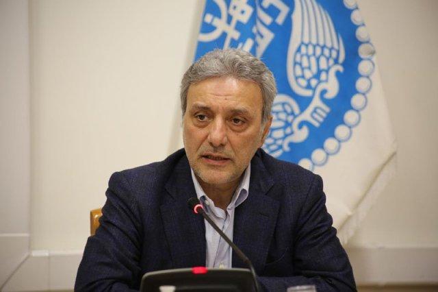 رییس دانشگاه تهران ابقا شد