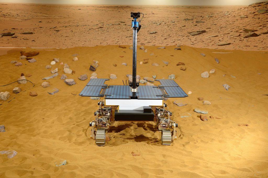 اروپا، نامگذاری تازه ترین مسافر مریخ را به مسابقه گذاشت!