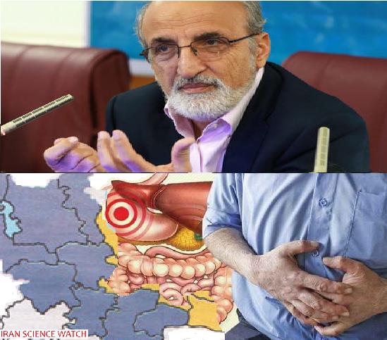 معاون تحقیقات وزیر بهداشت اعلام کرد: نخستین رتبه بندی ۳۰ استان ایران در بروز سرطان معده بر اساس جامع ترین گزارش ثبت سرطان مبتنی بر کل جمعیت