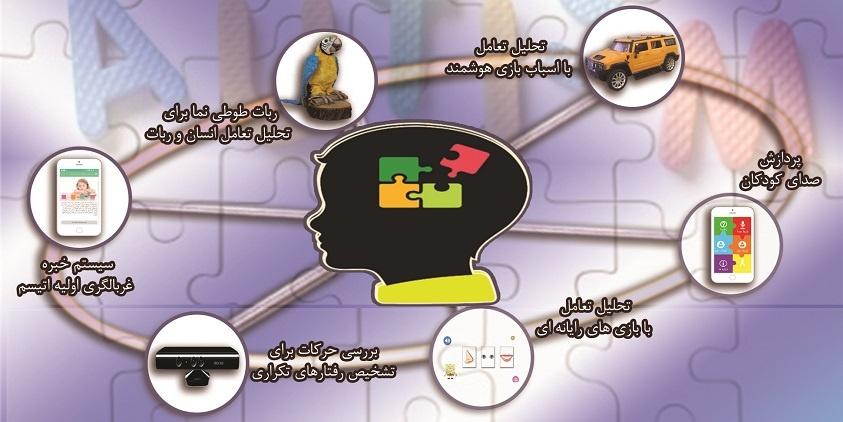 ساخت «سیستم جامع غربالگری اُتیسم» در دانشگاه تهران