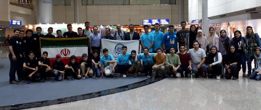 پایان مسابقات جهانی رباتیک فیرا با کسب ۱۶ مقام از سوی نمایندگان ایران