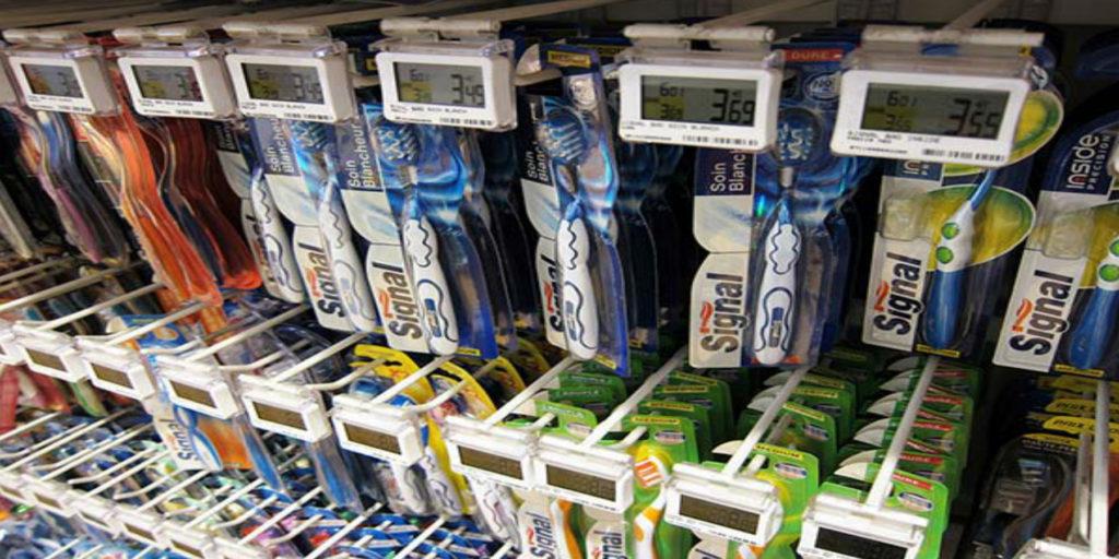طراحی سیستم اتیکت الکترونیک اجناس فروشگاه در کشور
