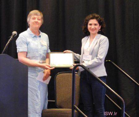 فیزیکدان ایرانی دانشگاه مریلند، برنده جایزه «کنت ویلسون» شد