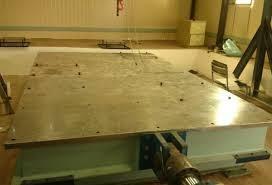ساخت بزرگترین میز لرزه خاورمیانه در دانشگاه صنعتی امیرکبیر