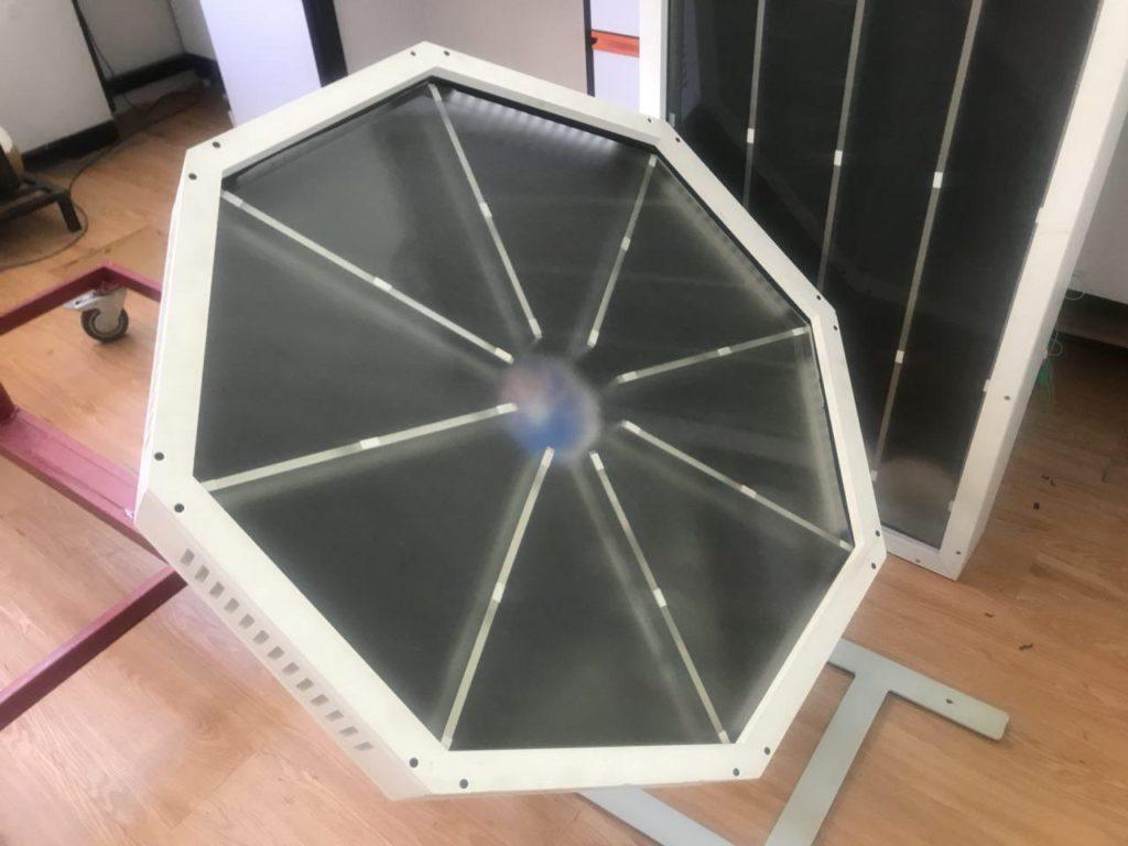 ساخت نسل جدید سیستم هوا گرمکن های خورشیدی در پژوهشگاه مواد و انرژی