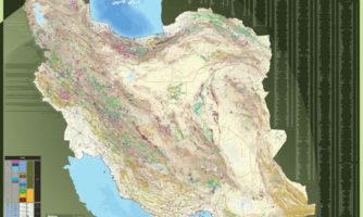 نقشه پراکندگی غارهای ایران تهیه شد/ پنج هزار غار کشور کجاها هستند؟