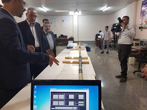 بومی سازی هدایتگرهای متههای حفاری در دانشگاه امیرکبیر
