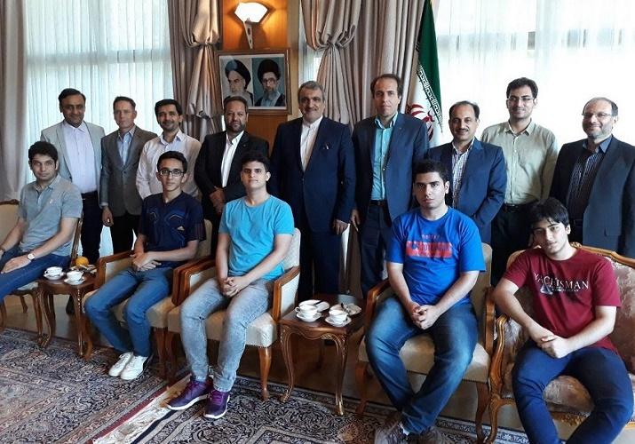 ایران در المپیاد جهانی کامپیوتر، پانزدهم شد