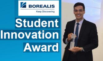اعطای جایزه بینالمللی نوآوری در زمینه پلیمرها به دانشجوی ایرانی