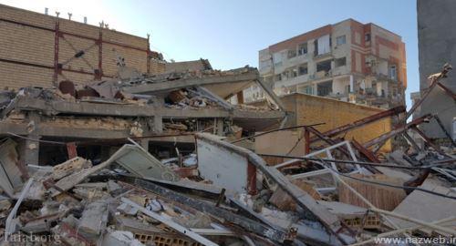 وقوع بیش از پنج هزار و ۵۰۰ زلزله در استان کرمانشاه در یک سال گذشته