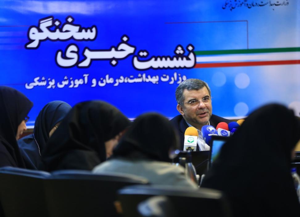 سخنگوی وزارت بهداشت:ظرفیت تولید داروی کشور بیش از سه برابر نیاز داخلی است/۶۷ درصد مواد اولیه داروهای تولیدی، ایرانی است