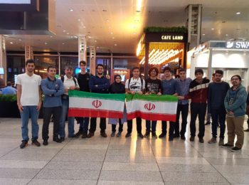 قهرمانی دانش آموزی ایرانی در المپیاد جهانی نجوم