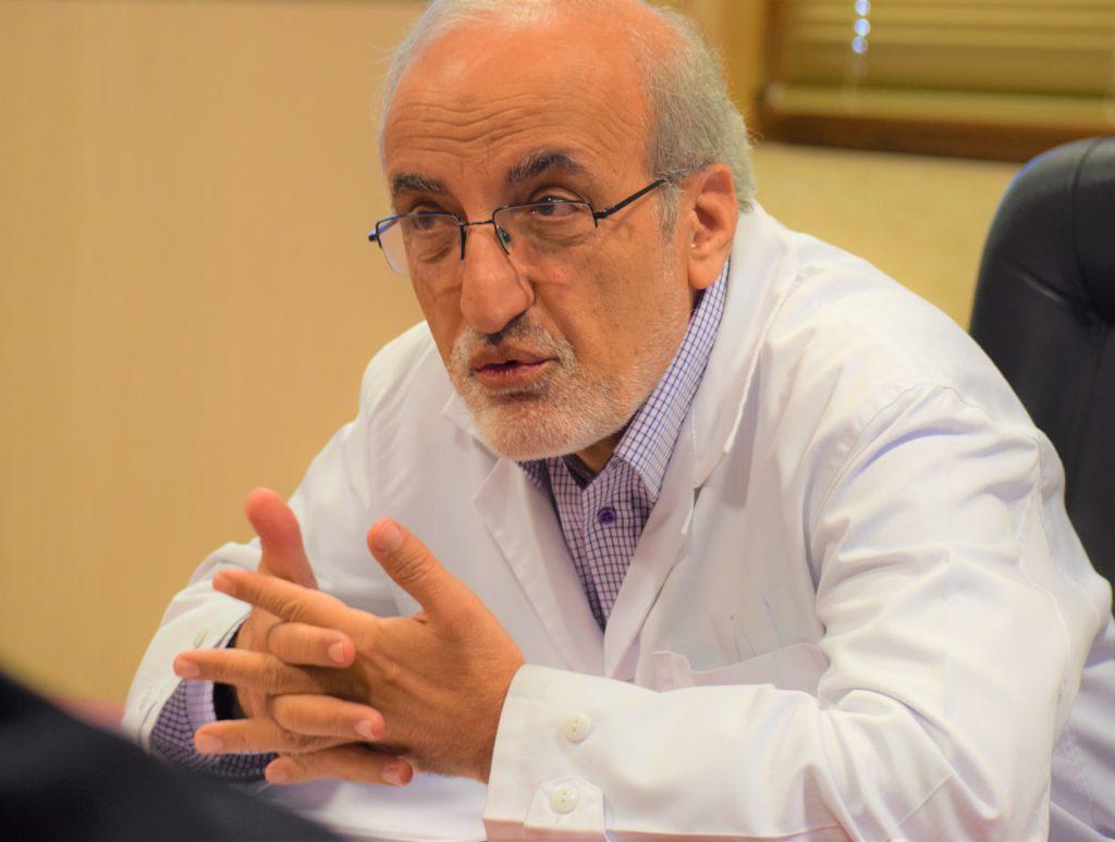 بزرگداشت «دکتر رضا ملک زاده» در همایش ملی «پاسداشت نخبگی»