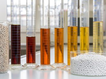 تولید محلول فلزات گران بهای کاتالیست خودرو در کشور