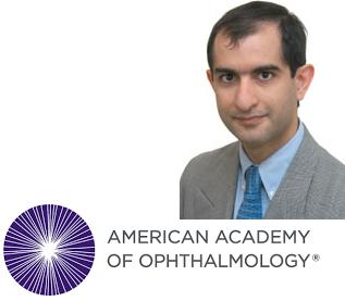 پزشک ایرانی، برنده جایزه آکادمی چشم پزشکی آمریکا شد