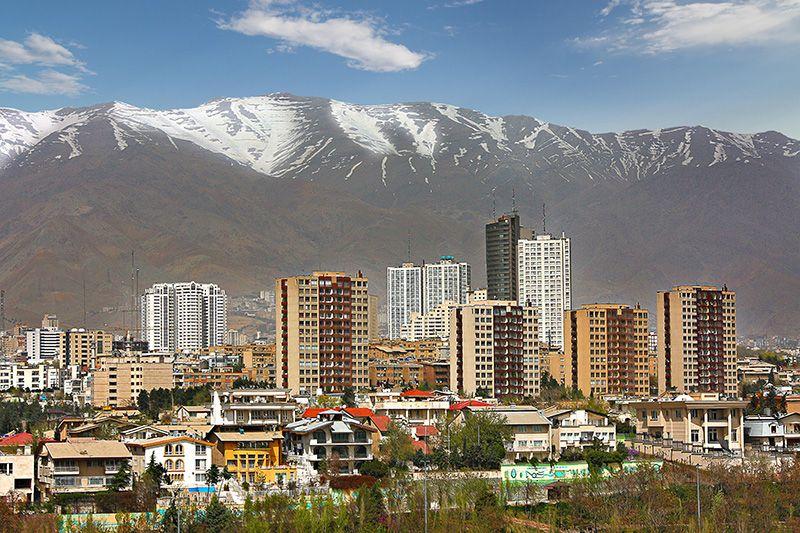 گزارش «نیچر» از «زلزله خاموش» تهران/ غرب پایتخت، هر سال ۲۵ سانتی متر فرو می رود