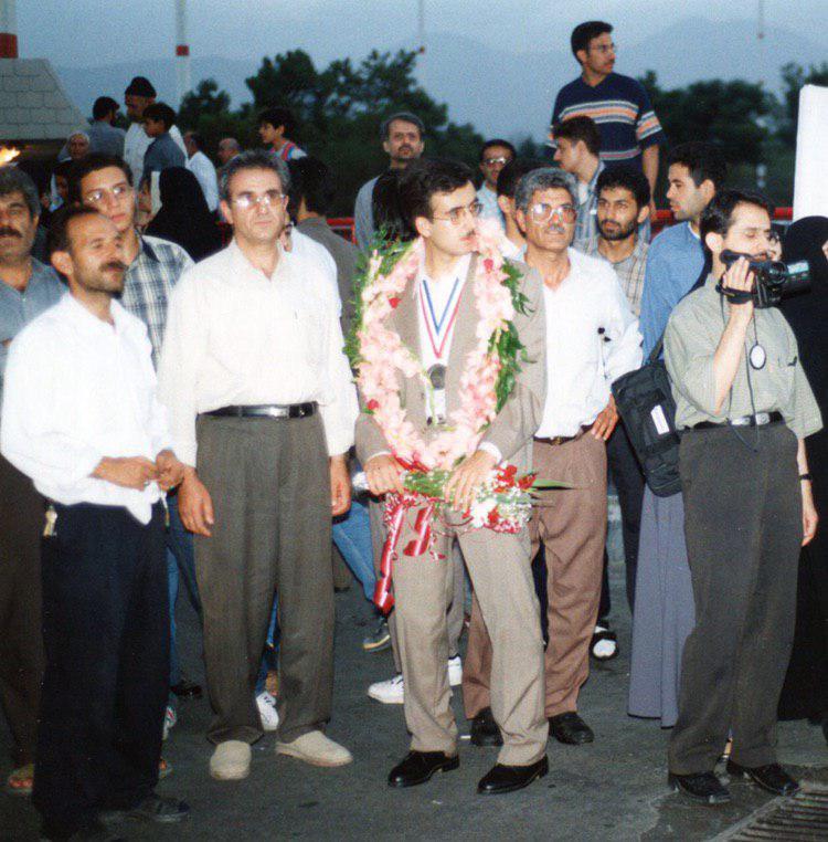 خاموشی یکی دیگر از ستارگان المپیاد ریاضی ایران