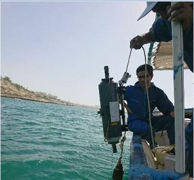 مرحله دوم برنامه جامع پایش آبهای ساحلی دریاهای ایران آغاز شد