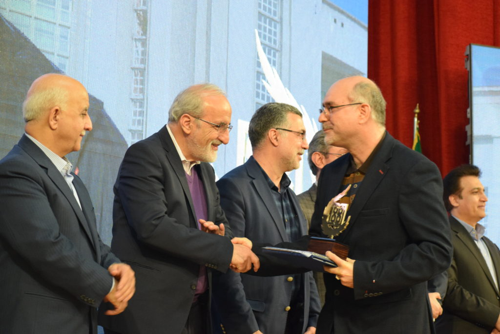 برگزیدگان بیستمین جشنواره ابن سینا معرفی و تقدیر شدند