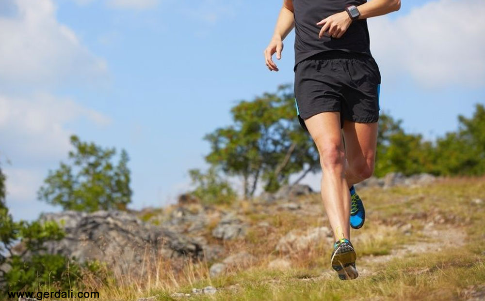 سراشیبی، مناسبترین جای دویدن برای کاهش وزن
