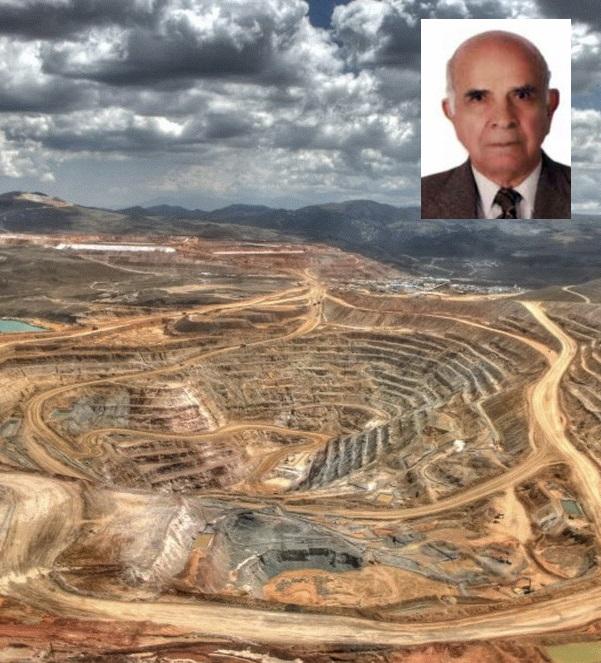 مهندس پیشکسوت صنعت معدنکاری کشور درگذشت