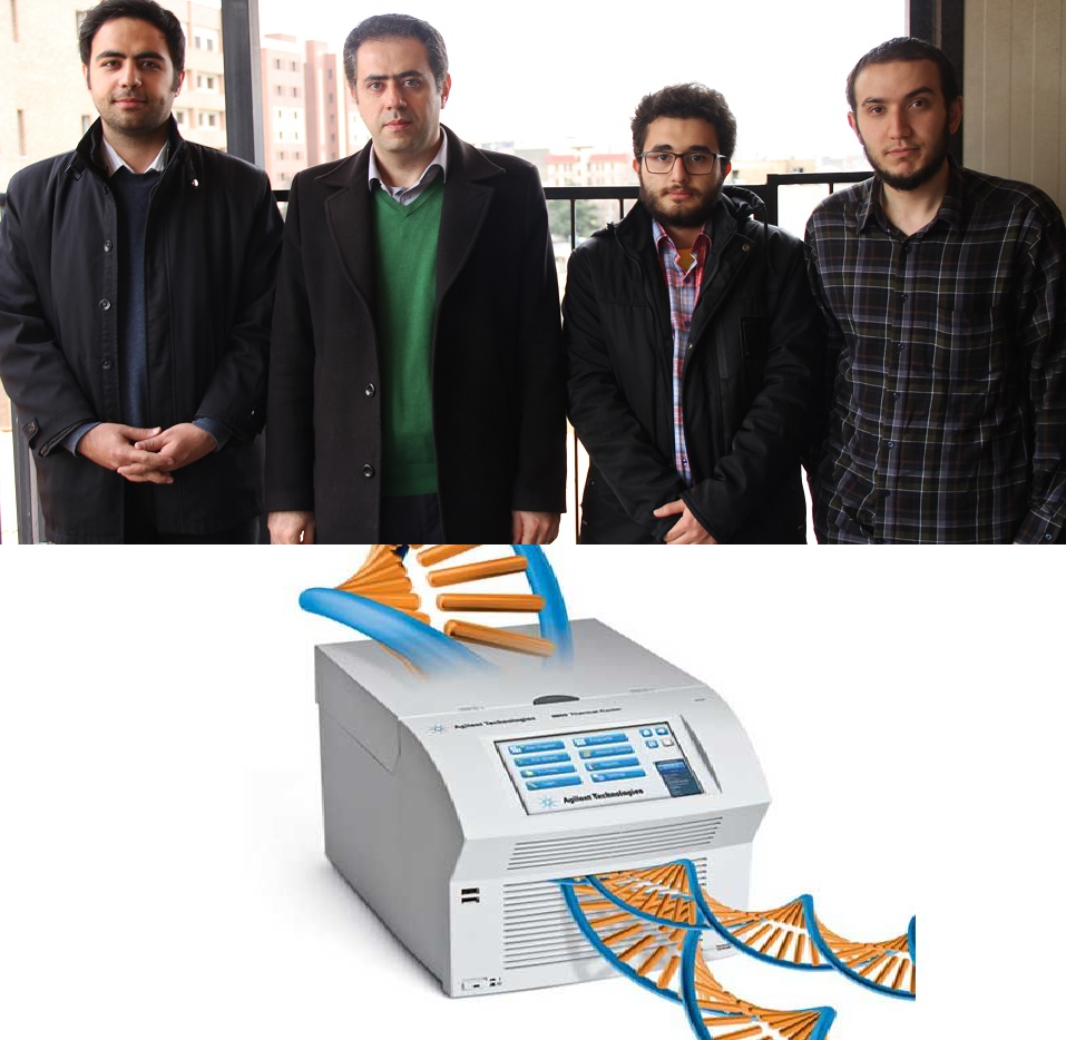 ساخت دستگاه PCR با یک دهم قیمت نمونه خارجی در ایران