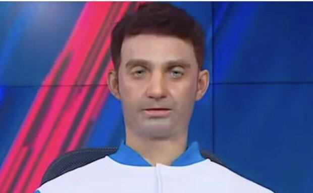 رباتی که در شبکه تلویزیونی روسیه خبرخوان شد!