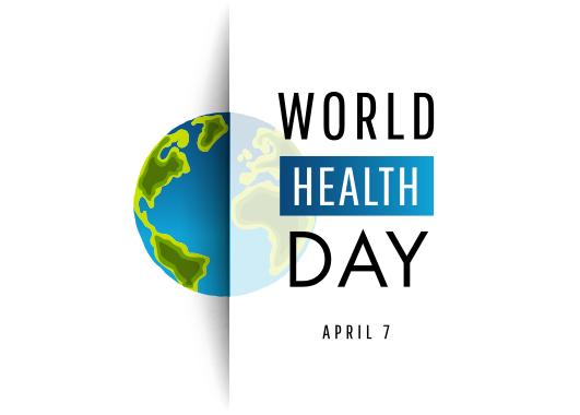 بزرگداشت روز جهانی بهداشت با محوریت «پوشش همگانی سلامت»