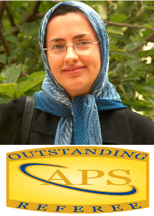 فیزیکدان ایرانی در جمع داوران برجسته ۲۰۱۹ انجمن فیزیک آمریکا