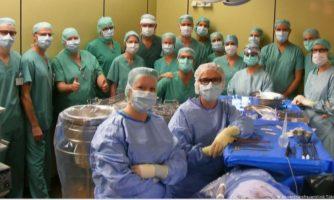 تولد دو نوزاد از رحمهای پیوندی برای نخستین بار در آلمان