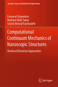 Computational Continuum Mechanics of Nanoscopic Structures