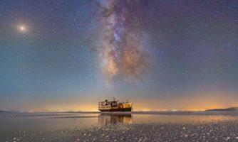 منتخبی از زیباترین تصاویر نجومی ۲۰۱۹